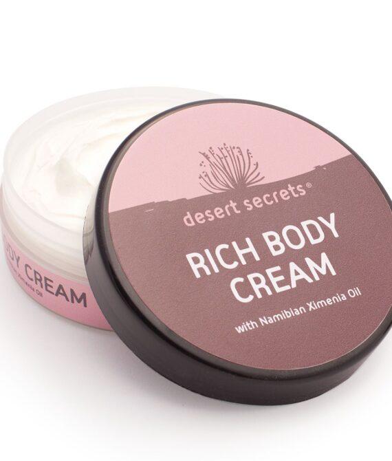 Desert Secrets Rich Body Cream- Kroppskrem 125ml