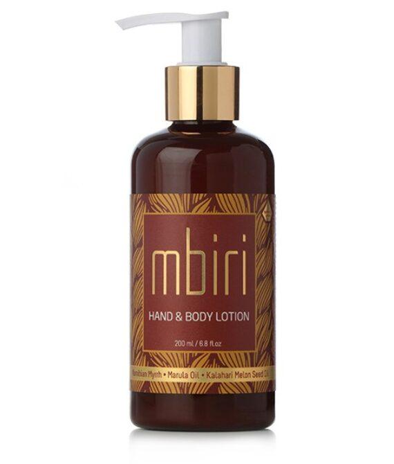 Mbiri Hand & Body Lotion – 200 ml