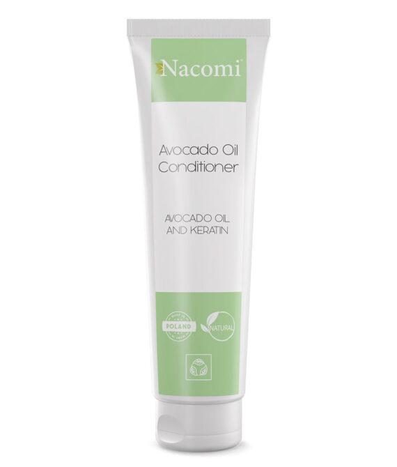Conditioner medkeratin og avocado olje 150ml – Nacomi