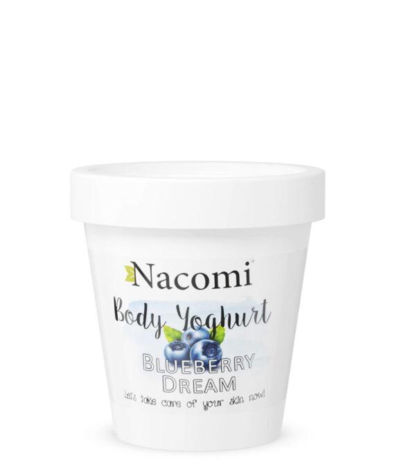 Body yoghurt Bluberry Dream 180ml – Nacomi
