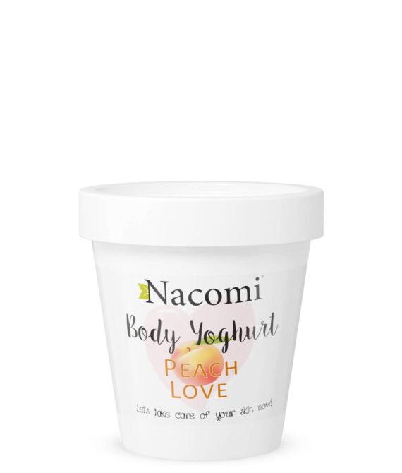 Body yoghurt Peach Love 180ml – Nacomi