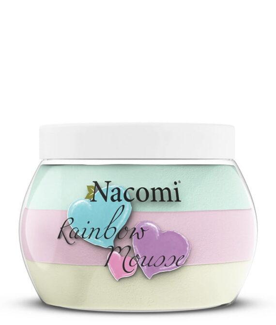 Rainbow body mousse vannmelon 150ml – Nacomi